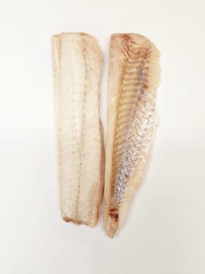 Atlanto menkės filė be odos dydis 200-400g/filė
